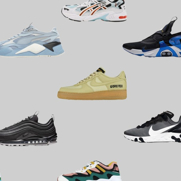 Step into 2020 with a new and improved sneaker rotation – grab kicks from Nike, Adidas, Yeezy and more!