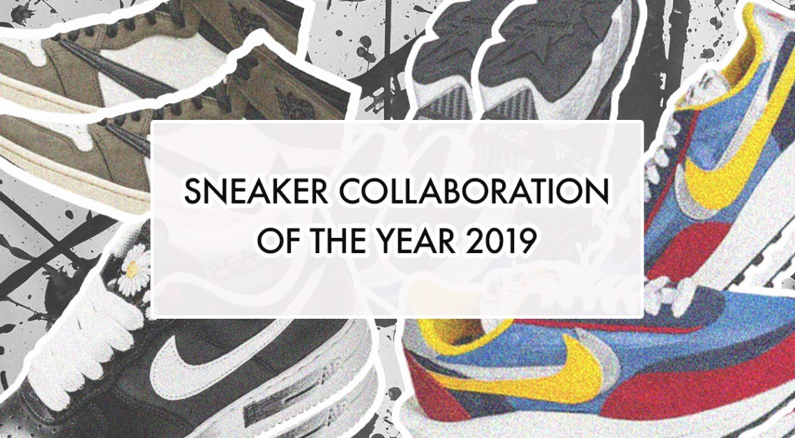 BEST SNEAKER COLLABORATIONS OF 2019