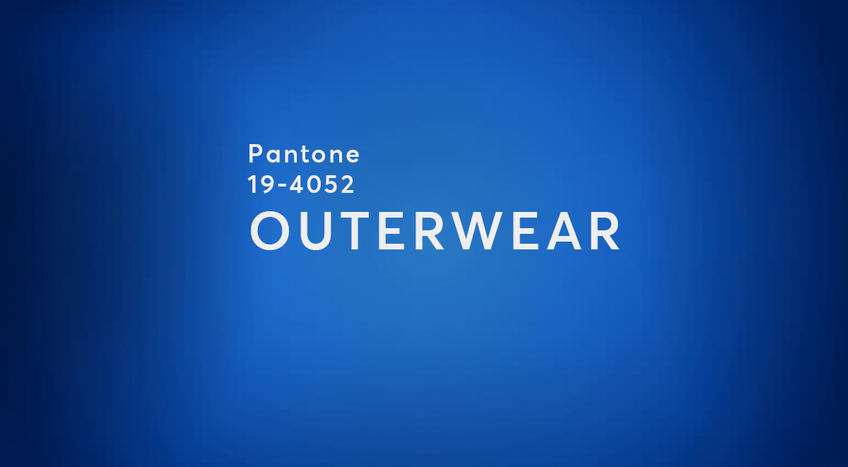 pantone 2020 blue Shopping Guide Banner outerwear