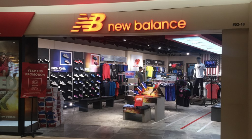 Singapore Sneaker Shopping Guide New Balance Tampines Mall Nestia