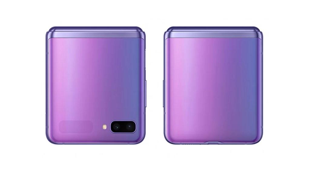 Samsung Galaxy Z Fold Clamshell