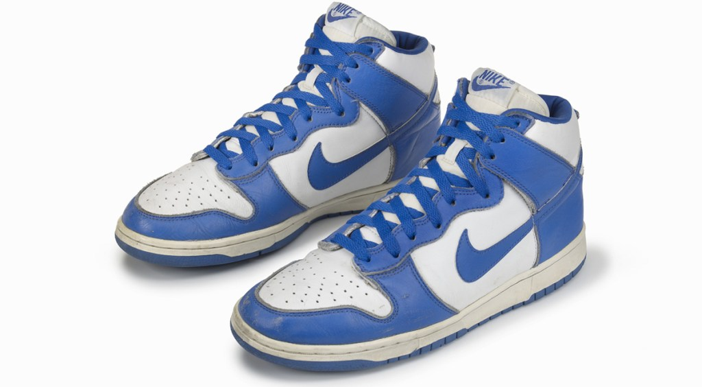 """Be True To Your School"" OG Kentucky Dunk Hi"