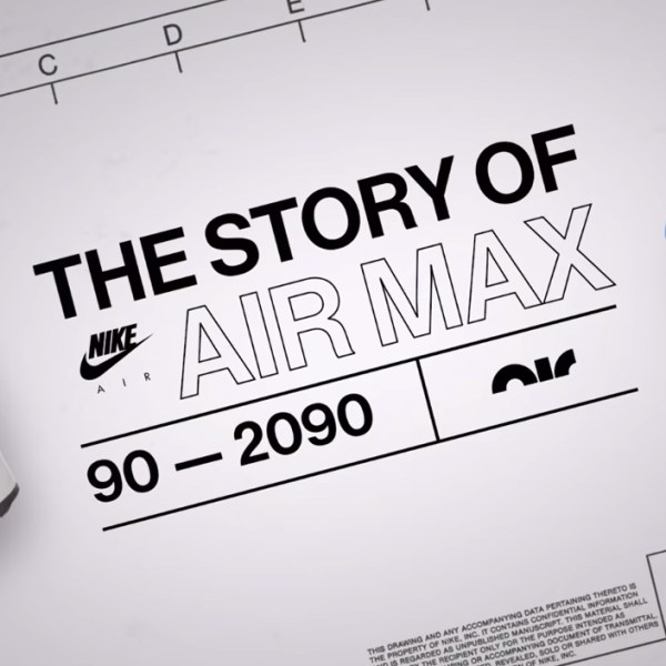 Nike's 'The Story of Air Max: 90 to 2090' mini documentary is a must-watch
