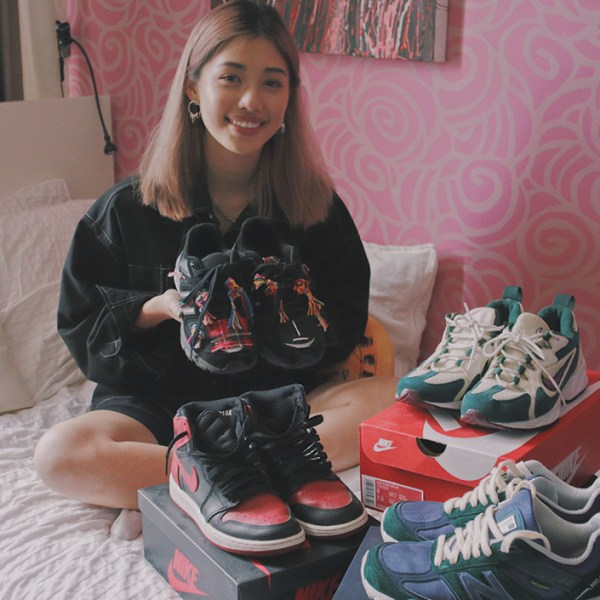 Straat Your Stuff: Clara Hong unboxes her sneakers and the memories behind each one