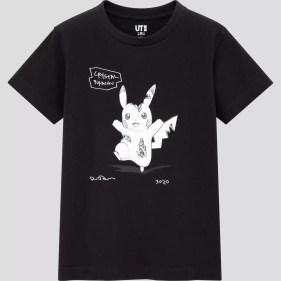 Pokemon x Daniel Arsham x UT Pikachu Kids $14.90