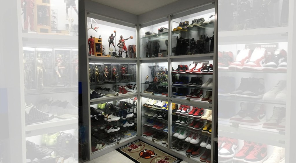 Straat Your Stuff Mike Neo Michael Jordan Collection