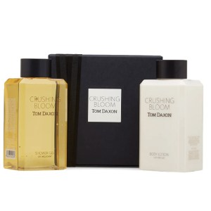 Father's Day Gift Guide 2020 TOM DAXON CRUSHING BLOOM BODYCARE SET