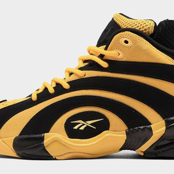 "The Shaqnosis is out: ""Shaq Fu"" sneaker is inspired by Shaq's failed video game"