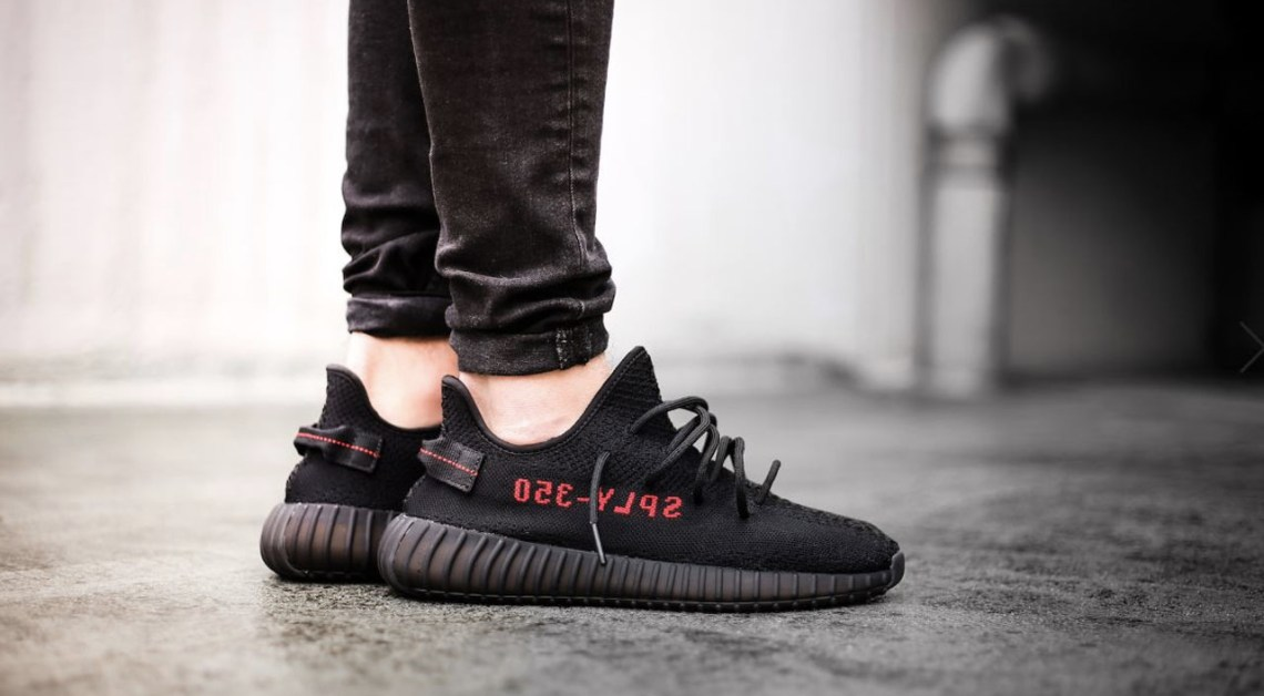 """Yeezy Boost 350 V2 """"Bred"""" restock feature the sole supplier"""