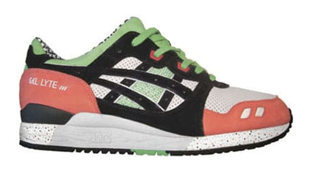 Asics Gel Lyte III collaborations Patta x Asics Gel Lyte III StockX