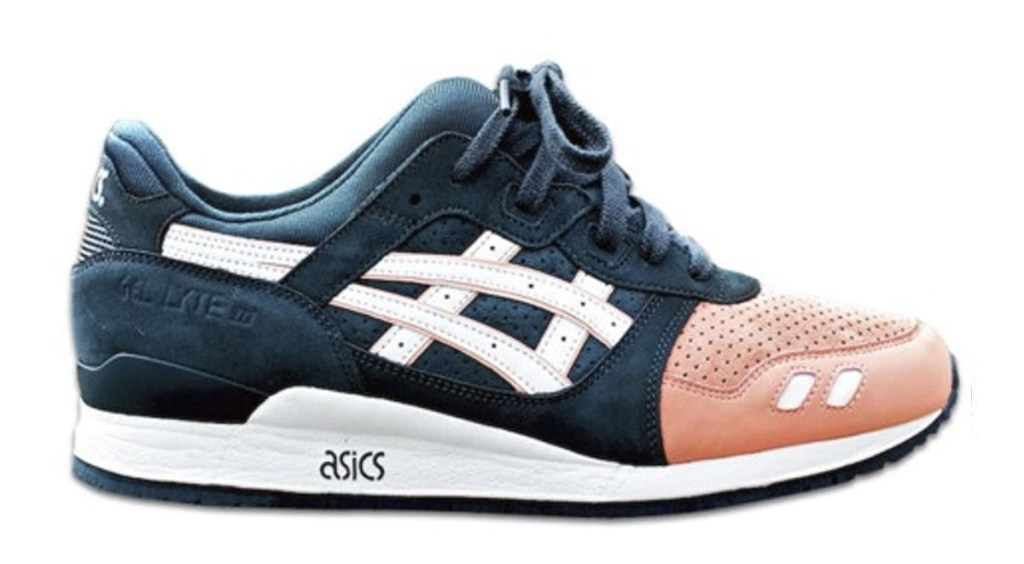 "Asics Gel Lyte III collaborations Ronnie Fieg x Asics Gel Lyte III ""Salmon Toe"" StockX"