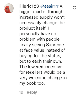 VF Corp Buying Supreme Comments