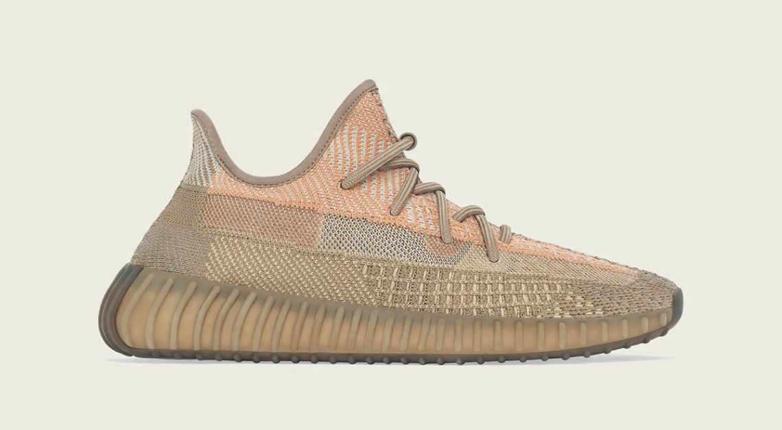Yeezy Boost 350 V2 Sand Taupe Drops December 19