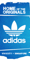 adidas Home Of The Originals Tag Blue