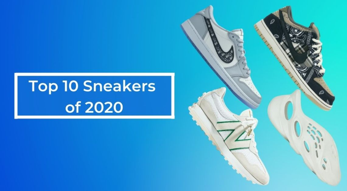 Top sneakers of 2020