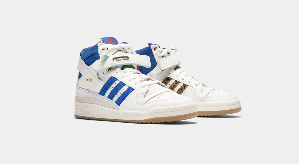 Bodega x Adidas Forum Hi Is Exclusively For Boston Heroes
