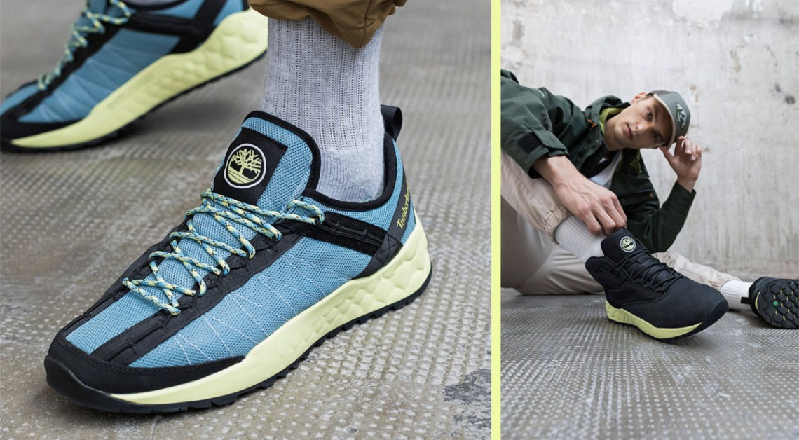 Timberland Solar Wave sneakers