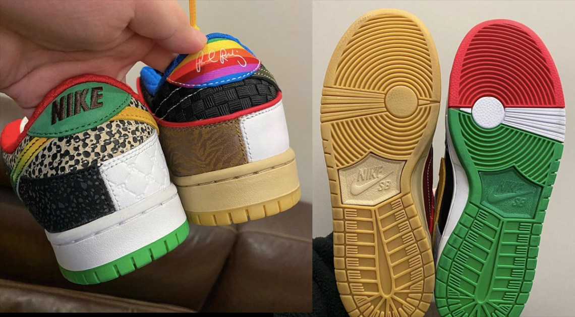 What the P-Rod Dunk Leaks: Closer Look and Potential Singapore Drop