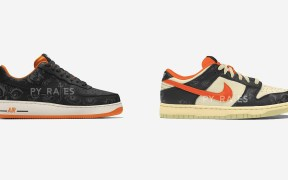 Nike's 2021 Halloween release: Leaks Show An Air Force 1 And Dunk Low