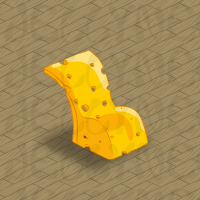 cheese chair