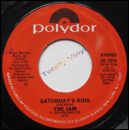 Saturdays Kids