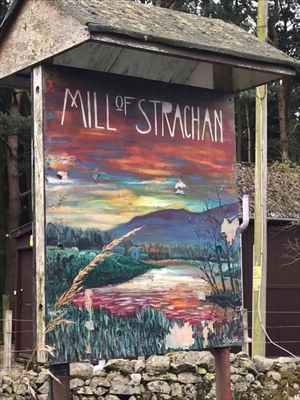mill strachan