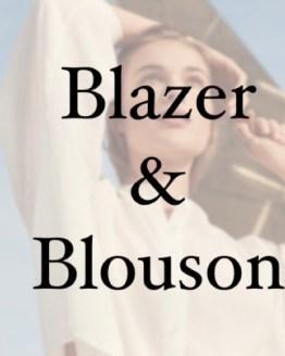 Blazer & Blouson