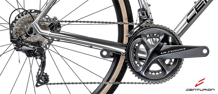Centurion Crossfire Gravel 4000: bici offroad alluminio
