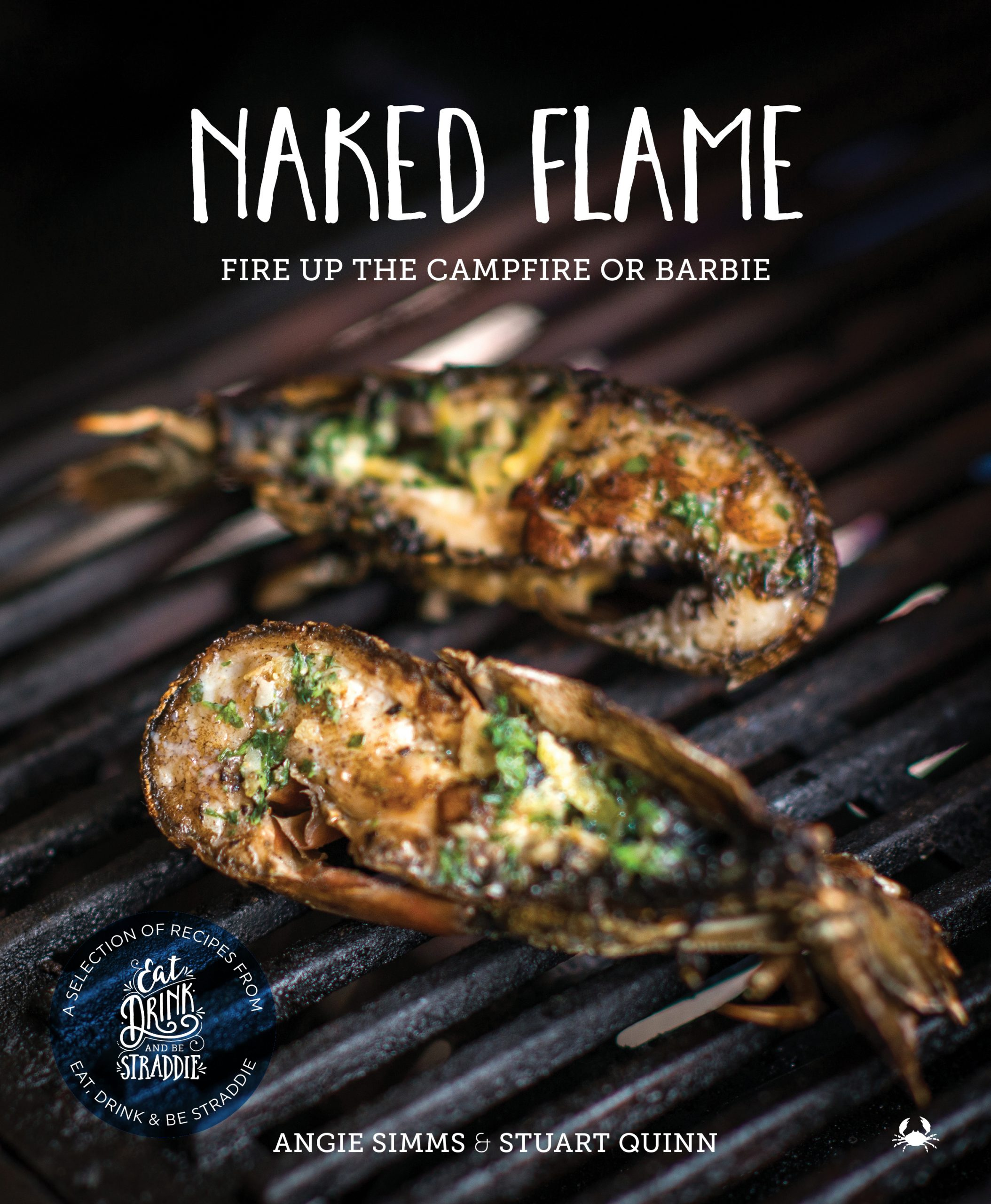 Naked Flame | Eat Drink and Be Starddie | ebook | stradbroke Island Photography