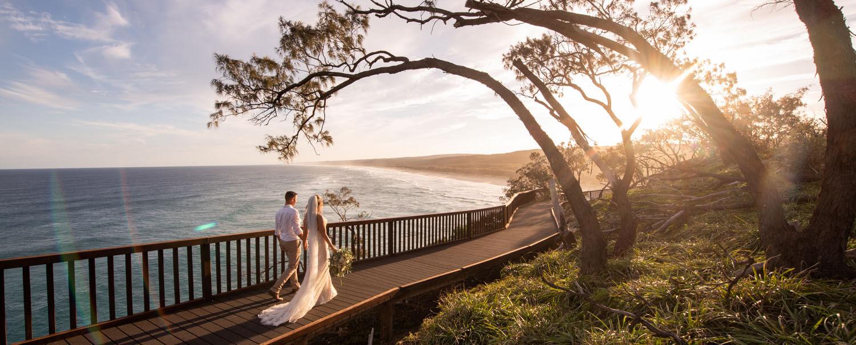 straddie intimate wedding | Hanna and Ash | North Stradbroke Island | destination wedding