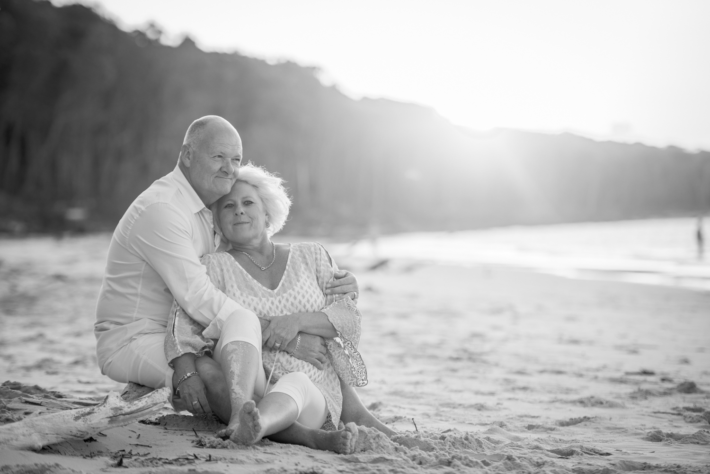 Tracey and Cameron   Amity Point Elopement   North Stradbroke Island wedding