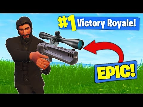 The SNIPER DESERT EAGLE In Fortnite Battle Royale Strafe Videos