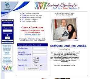 Swing Lifestyle Image