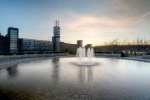 The Wang Center at Stony Brook University.