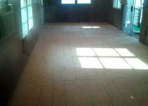 Workman Floor Repair 10