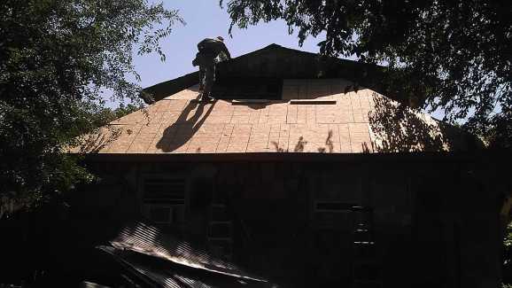 Metal Roof Repair 2