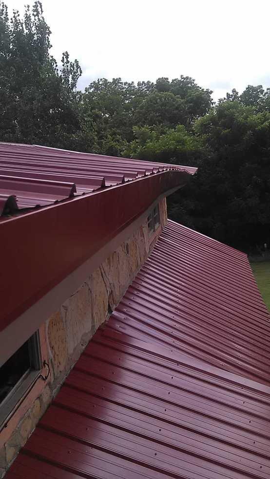 Metal Roof Repair 4