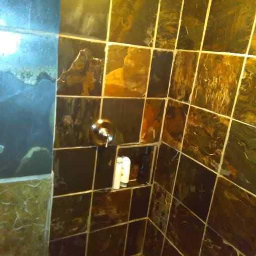 Slate Bathroom Remodel 30