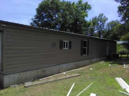 Log Cabin Siding 16