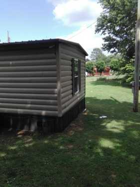 Log Cabin Siding 38