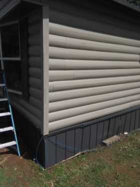 Log Cabin Siding 39
