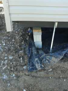 Mobile Home Install w-Porch1