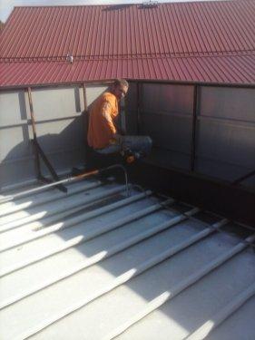 Short Stop Roof Leak 2013-1