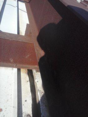 Short Stop Roof Leak 2013-4