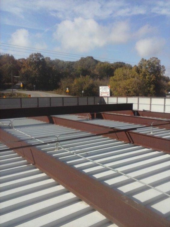 Short Stop Roof Leak 2013-6