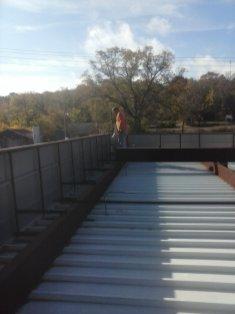 Short Stop Roof Leak 2013-8