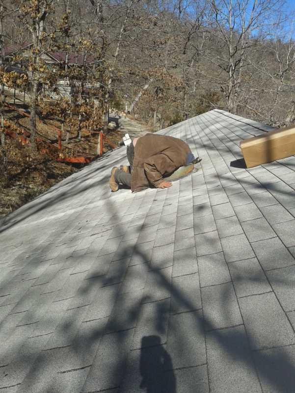 Workman's Roof 1