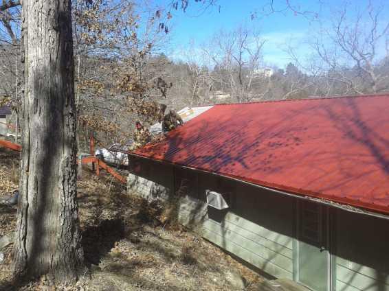 Workman's Roof 7