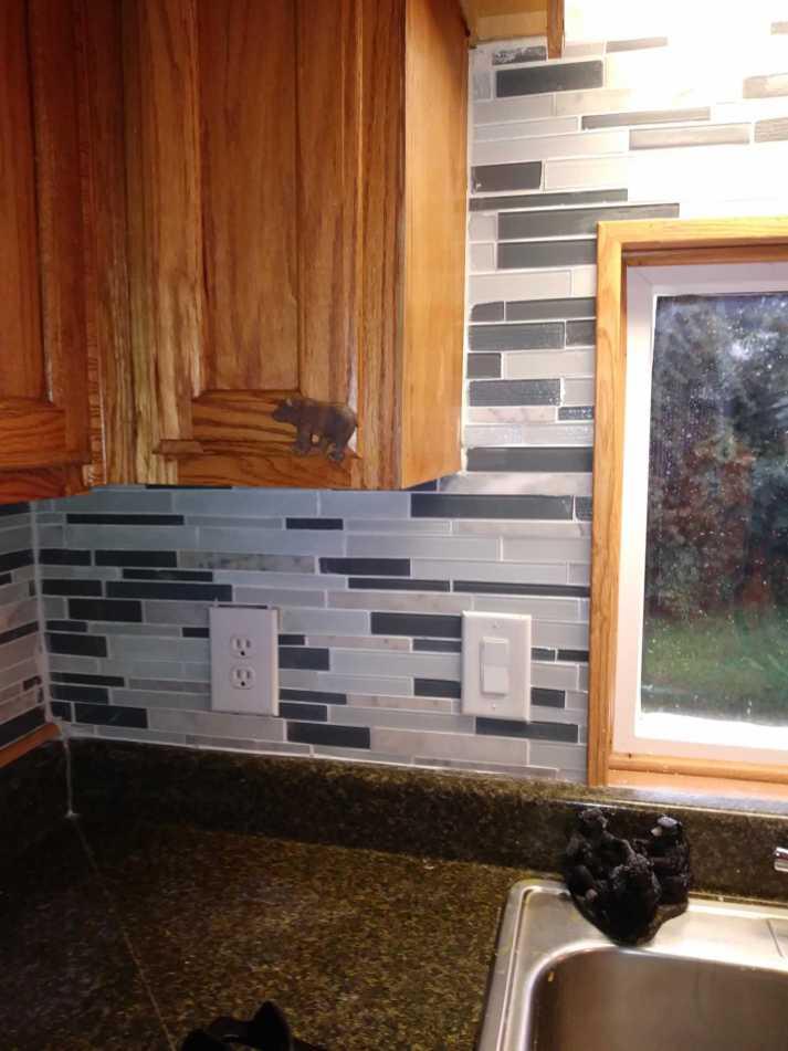 Huntsville Tile Backsplash 9