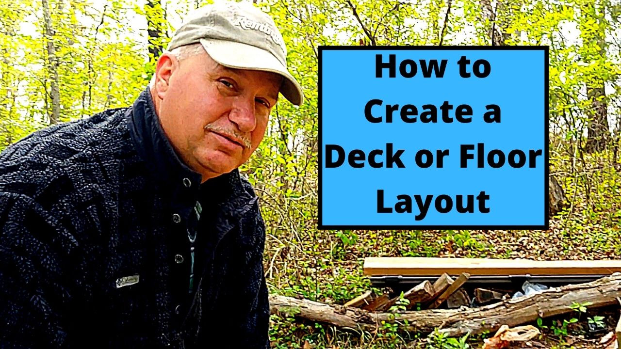 How to Create a Deck or Floor Layout